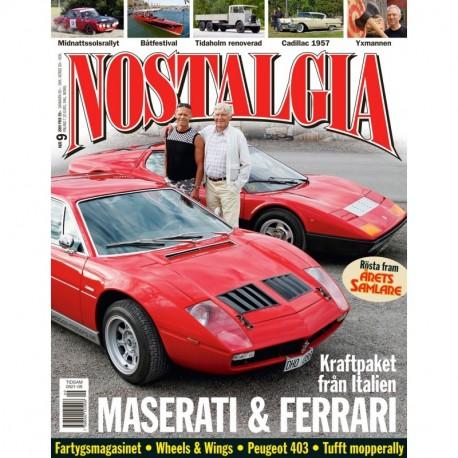 Nostalgia nr 9 2009