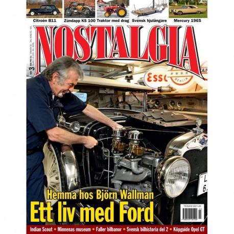 Nostalgia Magazine nr 3 2008