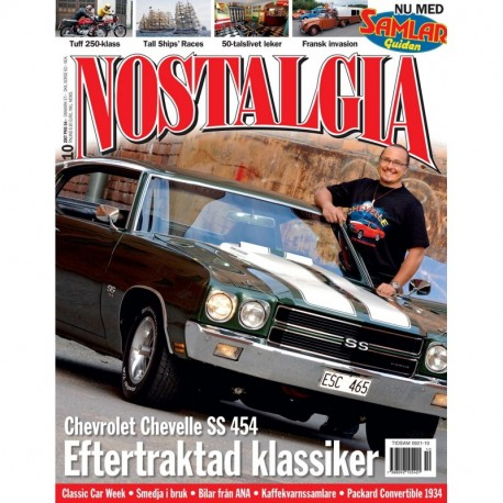 Nostalgia Magazine nr 10 2007