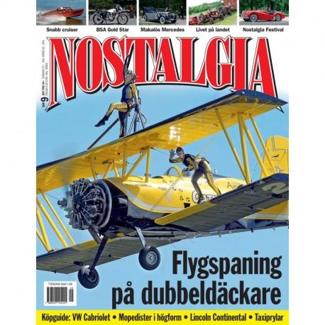 Nostalgia Magazine nr 9 2007