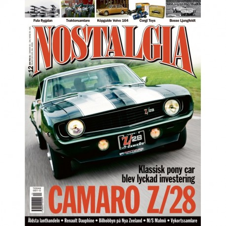 Nostalgia Magazine nr 12 2006