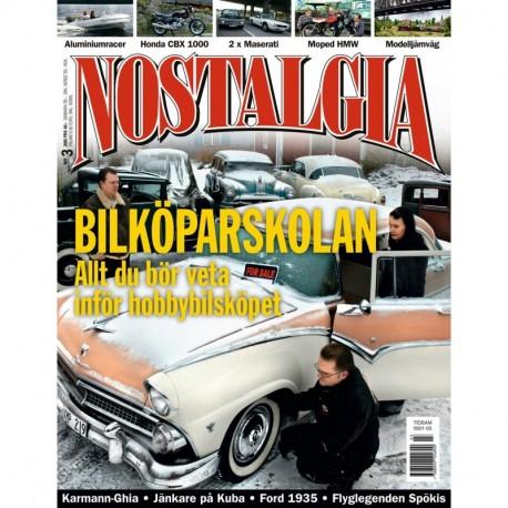 Nostalgia Magazine nr 3 2006