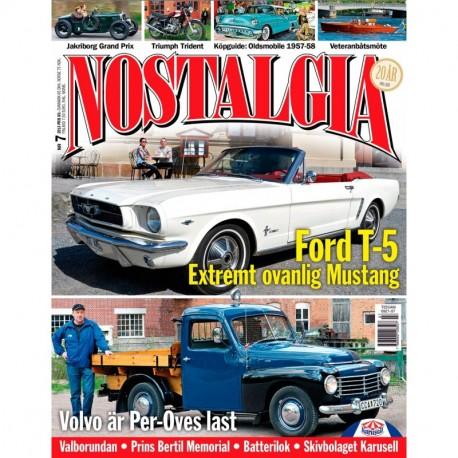 Nostalgia nr 7 2013