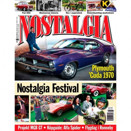 Nostalgia nr 8 2014