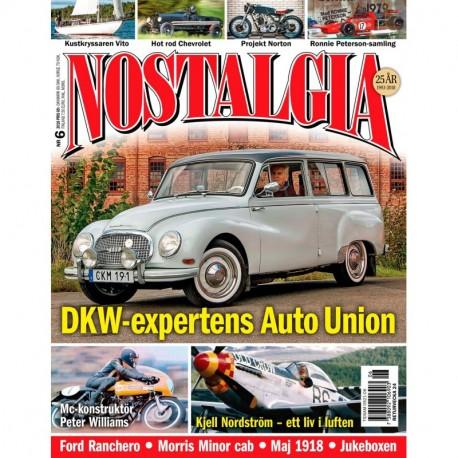 Nostalgia Magazine nr 6 2018