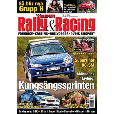Bilsport Rally&Racing nr 10 2012