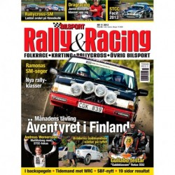 Bilsport Rally&Racing nr 11 2013