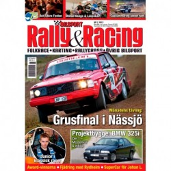 Bilsport Rally&Racing nr 1 2012