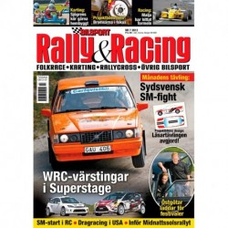 Bilsport Rally&Racing nr 7 2012