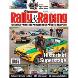 Bilsport Rally&Racing nr 8 2013