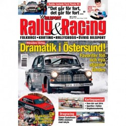 Bilsport Rally&Racing nr 4 2014