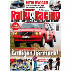Bilsport Rally&Racing nr 5 2014