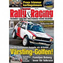 Bilsport Rally&Racing nr 6 2014