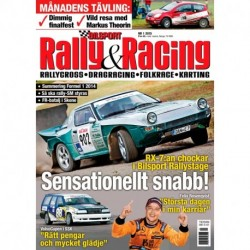 Bilsport Rally&Racing nr 1 2015