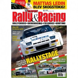 Bilsport Rally&Racing nr 11 2015
