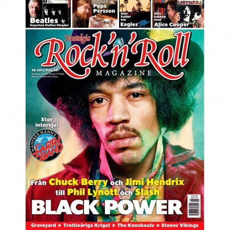 Rock'n'Roll Magazine nr 6 2012