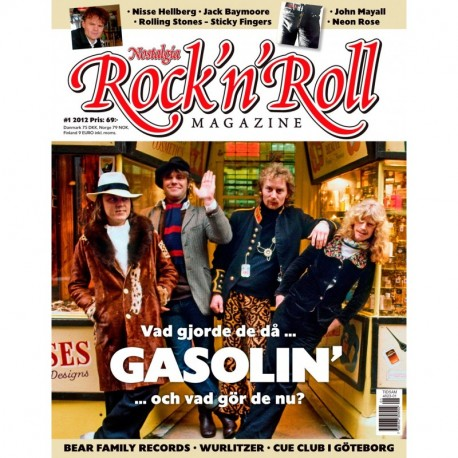 Rock'n'Roll Magazine nr 1 2012