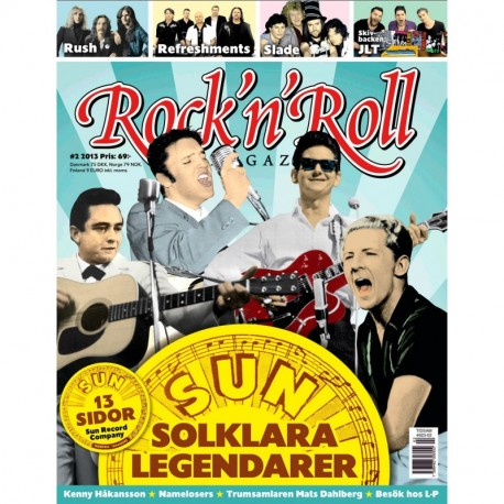 Rock'n'Roll Magazine nr 2 2013