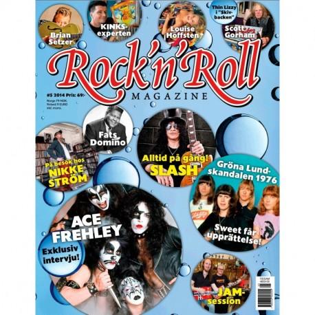 Rock'n'Roll Magazine nr 5 2014