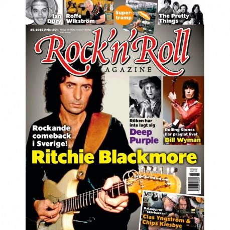 Rock'n'Roll Magazine nr 6 2015