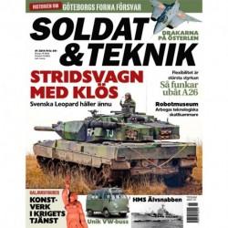 Soldat & Teknik nr 1 2014
