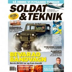 Soldat & Teknik nr 1 2012