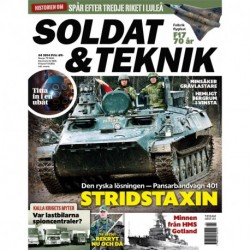Soldat & Teknik nr 4 2014