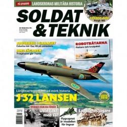 Soldat & Teknik nr 3 2016