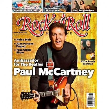 Rock'n'Roll Magazine nr 6 2018