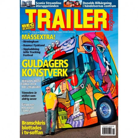 Trailer nr 5 2013
