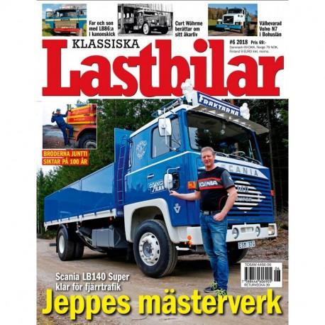 Klassiska Lastbilar nr 6 2018