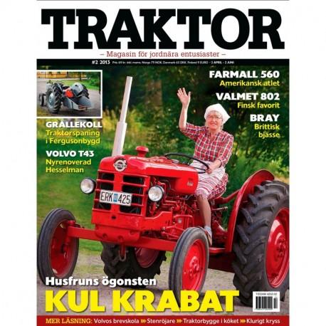 Traktor nr 2 2013