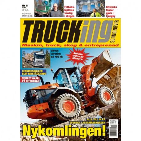 Trucking Scandinavia nr 5 2010