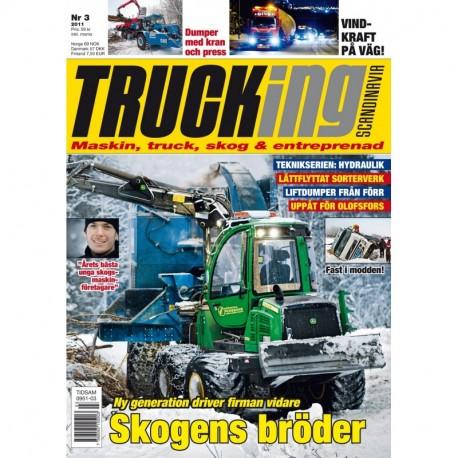 Trucking Scandinavia nr 3 2011