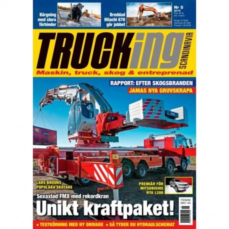 Trucking Scandinavia nr 5 2015