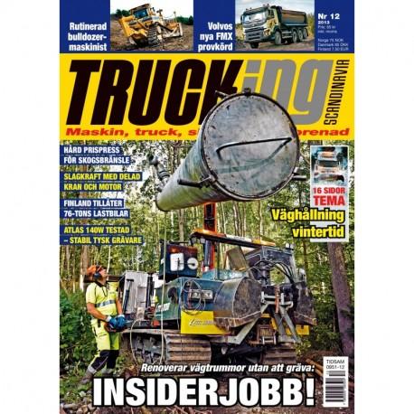Trucking Scandinavia nr 12 2013