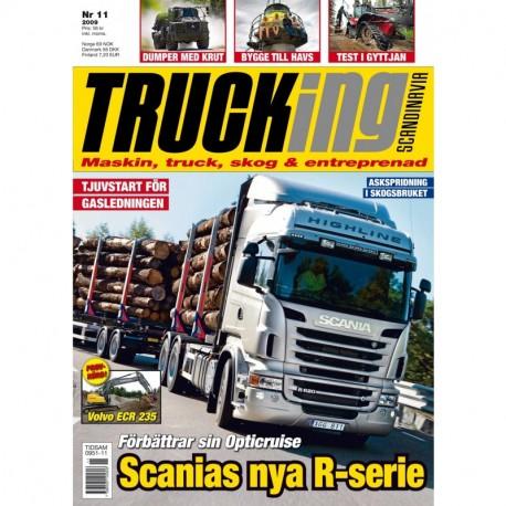 Trucking Scandinavia nr 11 2009