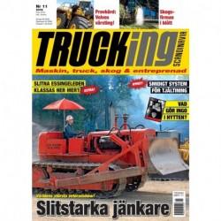 Trucking Scandinavia nr 11 2008