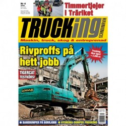 Trucking Scandinavia nr 4 2008