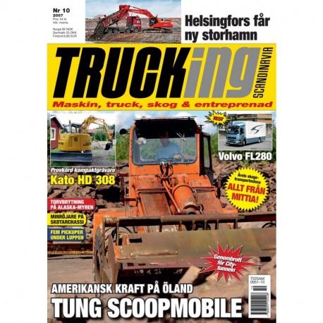 Trucking Scandinavia nr 10 2007