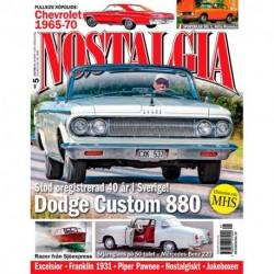 Nostalgia Magazine nr 5 2019