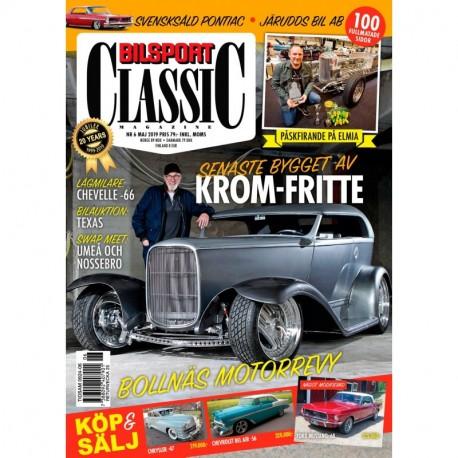 Bilsport Classic nr 6 2019