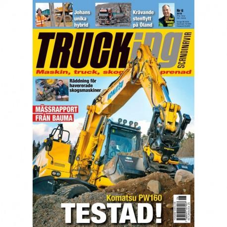 Trucking Scandinavia nr 6 2019