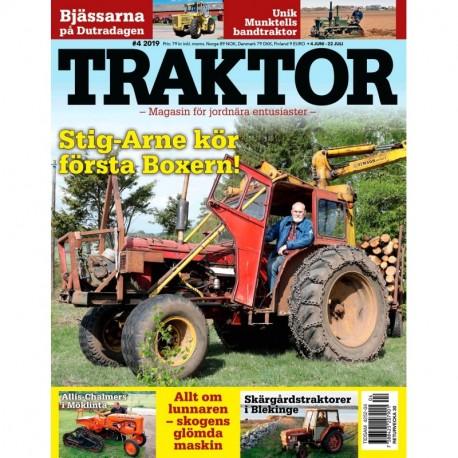 Traktor nr 4 2019