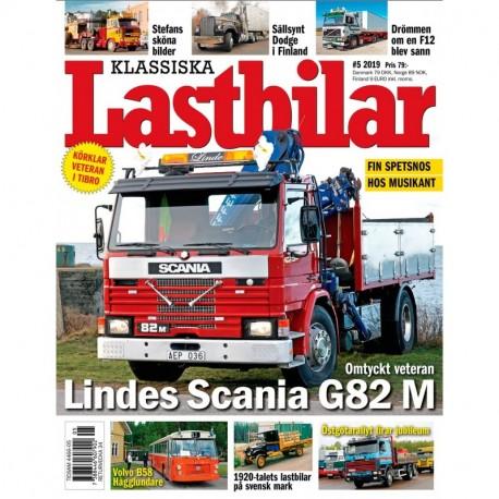 Klassiska Lastbilar nr 5 2019