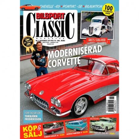 Bilsport Classic nr 11 2019