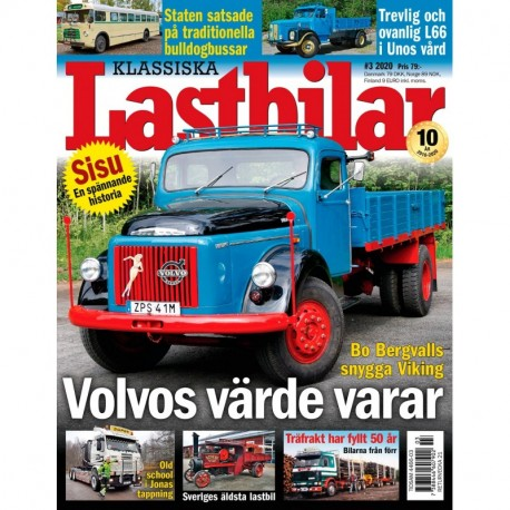 Klassiska Lastbilar nr 3 2020