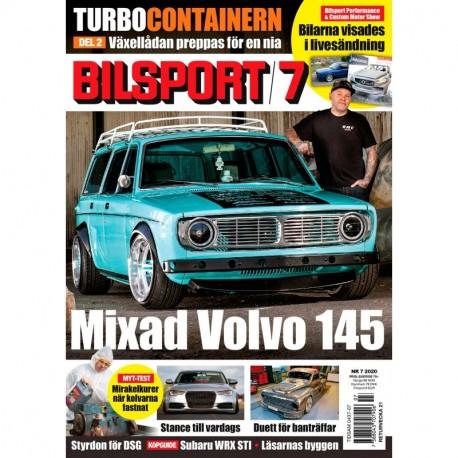 Bilsport nr 7 2020