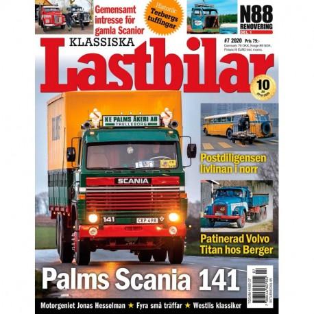 Klassiska Lastbilar nr 7 2020