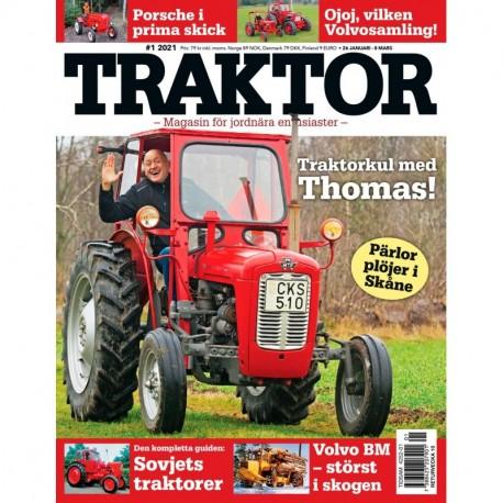 Traktor nr 1 2021